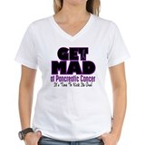 Get Mad At Pancreatic Cancer 3 Shirt