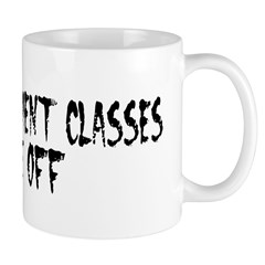 Anger Management Classes Piss Mug