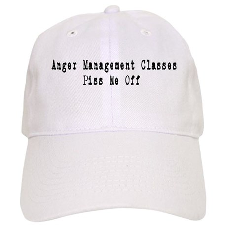 Anger Management Classes Piss Cap