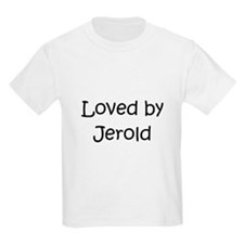 Cute Jerold T-Shirt