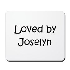 Unique Joselyn Mousepad
