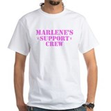 Marlene Support Crew Shirt