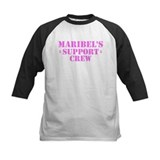 Maribel Support Crew Tee