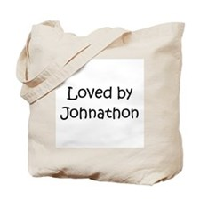 Cute Johnathon name Tote Bag