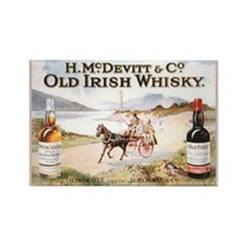 McDevitt's Irish Whiskey Magnets (10 pack)