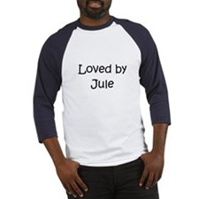 Cute Jules name Baseball Jersey