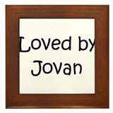Cute Jovan Framed Tile