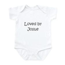 Cute Josue's Infant Bodysuit