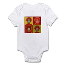 Nancy Reagan Infant Bodysuit