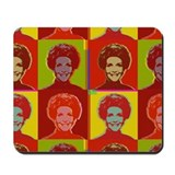Nancy Reagan Mousepad