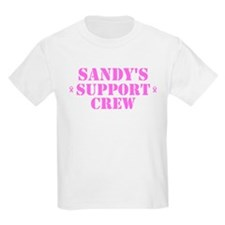 Sandy Support Crew T-Shirt