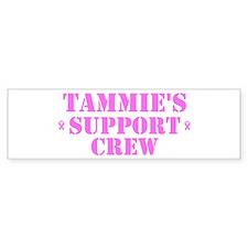 Tammie Support Crew Bumper Sticker (10 pk)