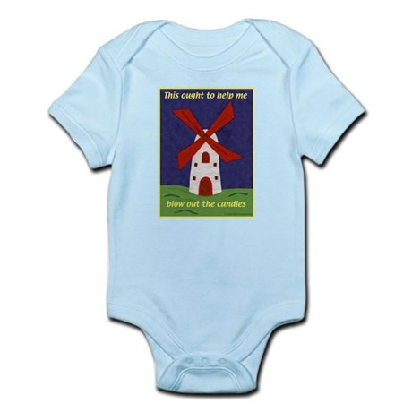 Windmill Birthday Infant Bodysuit