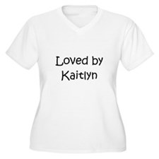 Cute Kaitlyn name T-Shirt