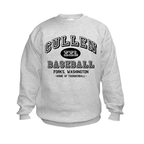 Cullen Baseball Kids Sweatshirt