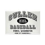 Cullen Baseball Rectangle Magnet (100 pack)