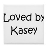 Cool Kasey Tile Coaster