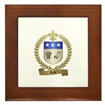 RATE Family Crest Framed Tile