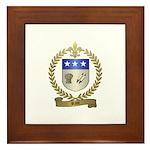 RATE Family Crest Framed Tile