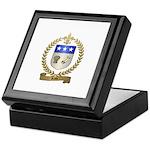 RATE Family Crest Keepsake Box