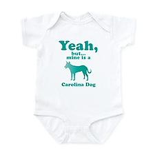 Carolina Dog Infant Bodysuit