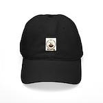 RICARD Family Crest Black Cap