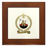RICARD Family Crest Framed Tile