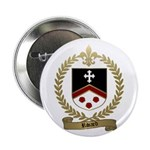RIVARD Family Crest Button