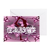 dance 01 Greeting Card