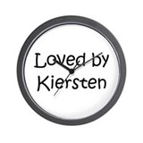 Cute Kiersten Wall Clock