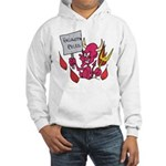 Halloween Rules Hooded Sweatshirt