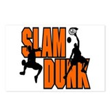 Slam Dunk Postcards (Package of 8)