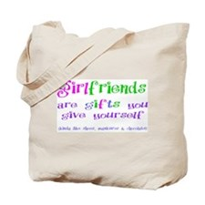 GirlfriendsAreGifts Tote Bag