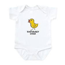 Chick Infant Bodysuit