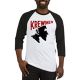 Krewhead 2 Baseball Jersey With Backprint