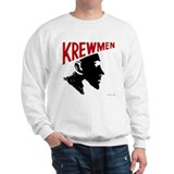 Krewhead 2 Sweater with Krewhead 1 Backprint