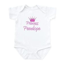 Princess Penelope Infant Bodysuit