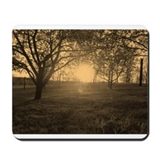Apple Orchard Mousepad