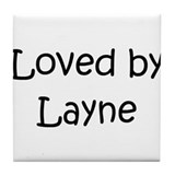 Unique Layne Tile Coaster