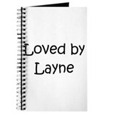Cute Layne Journal