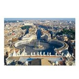 Rome Vatican Postcards (8-pack)