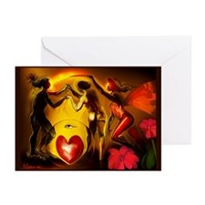 Arwork Greeting Cards (Pk of 10)