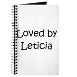 Cute Leticia Journal