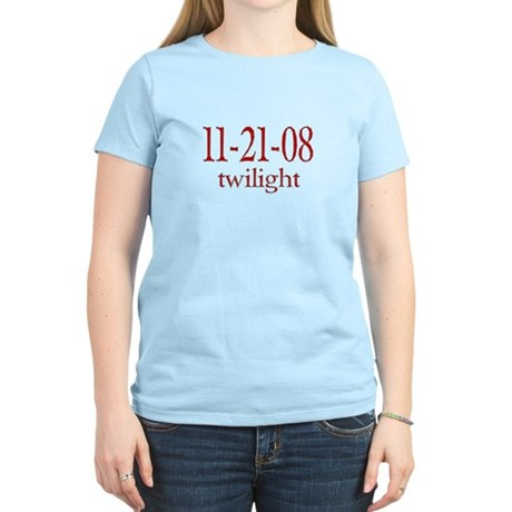 Dated Twilight Movie Women's Light T-Shirt