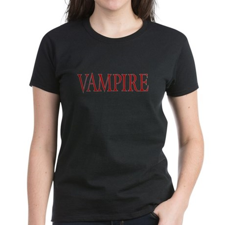 Vampire Women's Dark T-Shirt