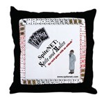 S&M Throw Pillow