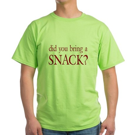 Snack Twilight Green T-Shirt
