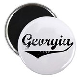 "Georgia 2.25"" Magnet (10 pack)"
