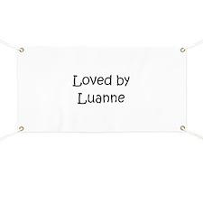 Cute Luann Banner