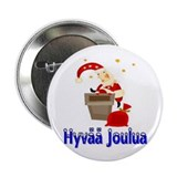 Hyv&#228;&#228; Joulua 2.25&quot; Button